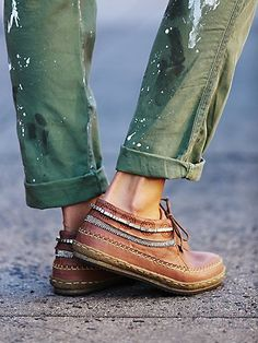 Laidback London Toledo Moccasin at Free People Clothing Boutique Sock Shoes, Shoe Boots, Shoe Bag, Moda Chic, Mode Inspiration, Passion For Fashion, Stilettos, Me Too Shoes, What To Wear
