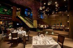 Marea Restaurant & Bar - Interior Design by El Estudio - Photography: Ricardo Piantini