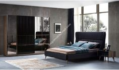 164 Black Living Room Ideas - Home Bed Frame Design, Bedroom Bed Design, Modern Bedroom Design, Home Room Design, Bedroom Designs, Bedroom Furniture Sets, Luxury Furniture, Furniture Decor, Sofa Design