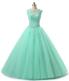 Blue Turquoise Hot Pink Quinceanera Dresses 2017 Ball Gown Beaded Lace Tulle Vestidos De 15 Long Prom Gown For Girl Long Prom Gowns, Ball Gowns Prom, Prom Party Dresses, Birthday Dresses, Ball Dresses, 15 Dresses, Dress Prom, Cheap Formal Dresses, Sweet 16 Dresses