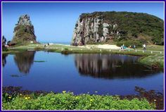Torres - Praia da Guarita - Rio Grande do Sul
