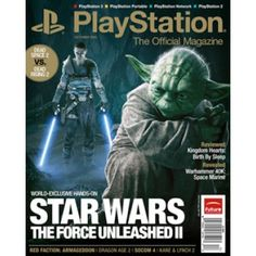 PlayStation: The Official Magazine (October 2010). #playstation #gaming #magazines