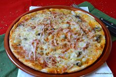 Pizza, Quiche, Deserts, Food And Drink, Cooking, Breakfast, Blue Prints, Pie, Kitchen