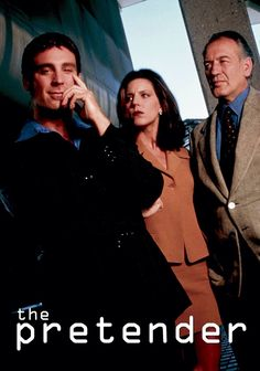 Pretender-loved this show!