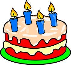 Torta, Sviečky, Poleva, Ružová, Mňam, Narodeniny, Štyri