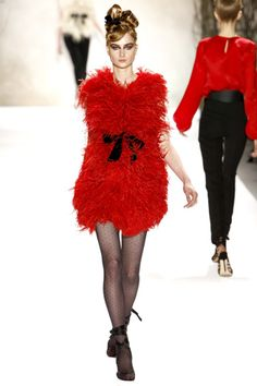 fall 2011 ready-to-wear Monique Lhuillier