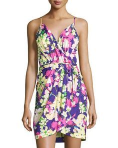 TCV70 Yumi Kim Tulip Dress, Mulberry Orchid