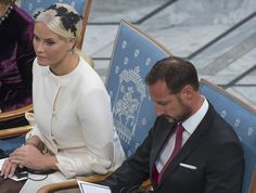 Crown Princess Mette-Marit of Norway Photos - Nobel Peace Prize Award Ceremony - Zimbio