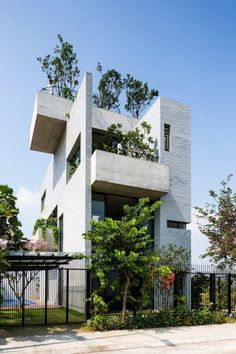 Superb Green Architecture in Ho Chi Minh City | Source