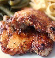 "My Baton Rouge Mommy: What's For Dinner? ""Honey Spiced Glazed Chicken"""