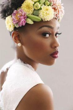 Wedding Makeup For Brown Eyes, Best Wedding Makeup, Natural Wedding Makeup, Wedding Makeup Looks, Natural Makeup, African American Makeup, African American Weddings, African Beauty, African Style