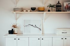our simple kitchen Entryway Bench, Farmhouse, Simple, Kitchen, Furniture, Home Decor, Entry Bench, Hall Bench, Cooking