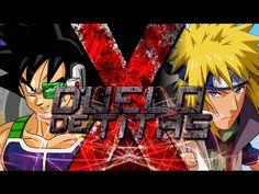 Bardock VS. Minato | Duelo de Titãs - YouTube