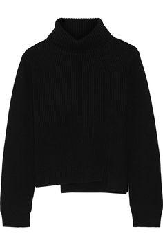 Proenza Schouler Wool Turtleneck Sweater via TheOutnet.com