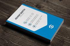 Creative Business Card 07 - http://graphicpick.com/downloads/creative-business-card-06/
