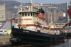 Lake Superior Tug Boat, Duluth Harbor