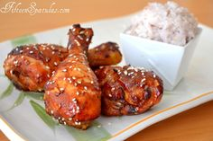 Sticky Asian Drumsticks: just made this for dinner, yummy!
