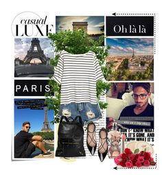 """""""Kevin Trapp"""" by bokilly91 ❤ liked on Polyvore featuring Post-It, River Island, Jona, Jean-Paul Gaultier, Kate Spade, Balenciaga, Ilia, Tocca and Nexus"""