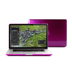 """Deep Purple Crystal SEE Through Case Cover FOR 13 3"""" Inches Retina Macbook PRO   eBay"""