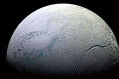 Global Ocean Suspected on Saturn's Enceladus - Cassini Imaging Team, SSI, JPL, ESA, NASA