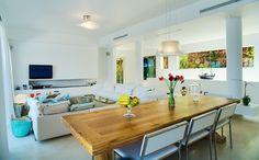 Villa Eudokia Greece cottage stunning Mediterranean view swimming pool living room art