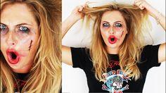 Makijaż na HALLOWEEN 🎃👻