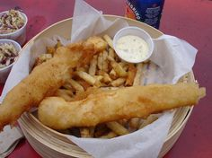 Go Fish- for fish and chips on Granville Island