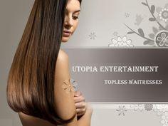 Topless Waitresses