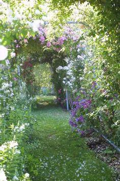 Les Jardins de Viels-Maisons ( Aisne).
