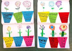 Land Art, Art Plastique, Arts And Crafts, Kids Rugs, Quilts, Learning, Spring, Nature, Play Ideas