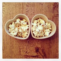 Share the popcorn, share the love.  Happy Valentine's from Metcalfe's skinny topcorn X