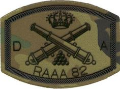 RAAA 82- Regimiento de Artillería Anti aérea Nº 82