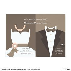 Wedding invitation card with dress vector free Wedding Invitation Card Design, Creative Wedding Invitations, Wedding Card Design, Wedding Cards, Wedding Background Images, Wedding Images, Free Wedding, Wedding Fair, Vintage Wedding Invitations
