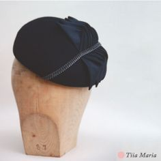 Black beret. Tiia Maria Fall 2013.
