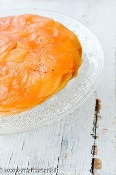 Gâteau de pommes rien qu'aux pommes : une tuerie ! Pas d'œuf, pas de farine pas de lait !