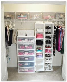 100+ Best Small Bedroom Organization Ideas Ever