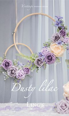 What about trendy dusty lilac for summer wedding? 36 colors rose Off first order wedding decoracion Summer Wedding - What about trendy dusty lilac? 36 colors rose Off first order Summer Wedding, Diy Wedding, Trendy Wedding, Lilac Wedding, Wedding Flowers, Felt Flowers, Paper Flowers, Bridal Shower Pictures, Decoration Evenementielle