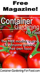 Growing vegetables in containers - which types grow well?