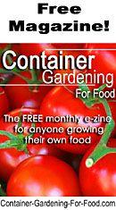 container garden info