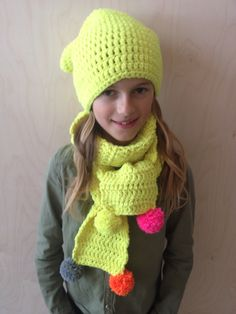 Knallbunt! Crochet Hats, Fashion, Homemade, Moda, La Mode, Fasion, Fashion Models, Trendy Fashion