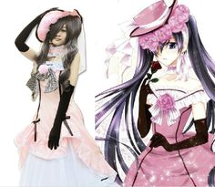 cosplay costumes, lady ciel costumes