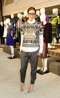 i dare say, jenna lyons might be the best dressed women out there - via: crave4fashion #jenna lyons