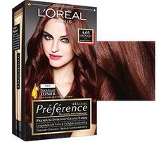Rote Haare und rote Haarfarben - L'Oréal Paris
