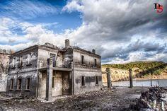 Diga del Tirso, Lago Omodeo, Casa del Capocentrale