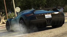 Hot car that i bought off GTAV 400,000 $ for a car.