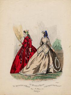 Victorian Steampunk, Victorian Women, 1800s Clothing, Vintage Clothing, Civil War Fashion, Civil War Dress, 19th Century Fashion, Plate Design, Lace Embroidery