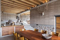 The Cave in Pilares house in Mexico from the Greenfield studio
