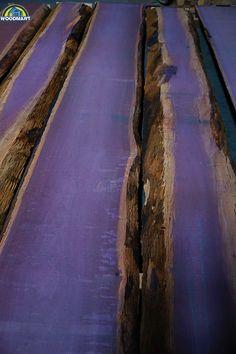 원목/특수목/특수목재/웨이브보드/템버보드/스페이스월> Purple Heart Wood, Wood Table Design, Surreal Photos, Wood Joinery, Wood Turning, Wonders Of The World, Exotic, Country Roads, Woodworking