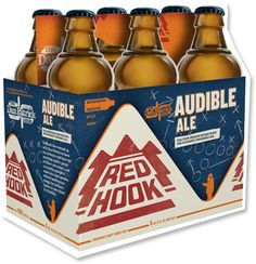 Audible Ale courtesy of Dan and the Danettes #dpshow #c5fl #category5ive #nola #superbowl