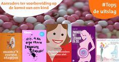 Wij vroegen onze volgers om boekentips rondom de geboorte van een kind. Dit is de Top5